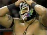 """rey mysterio""""nun maskesi düşüyor"""