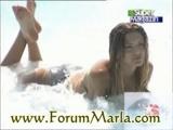 Aysun Kayac� Muhte�em Bikinili