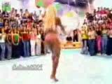 seksi afrikalı dansözden seksi dans ! !