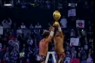 chris jericho vs shawn michaels