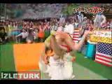 japonların frikik yarışması