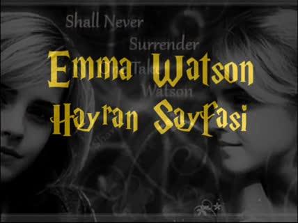 emma watson hayran videosu