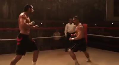 yenilmez 3 dövüş sahnesi