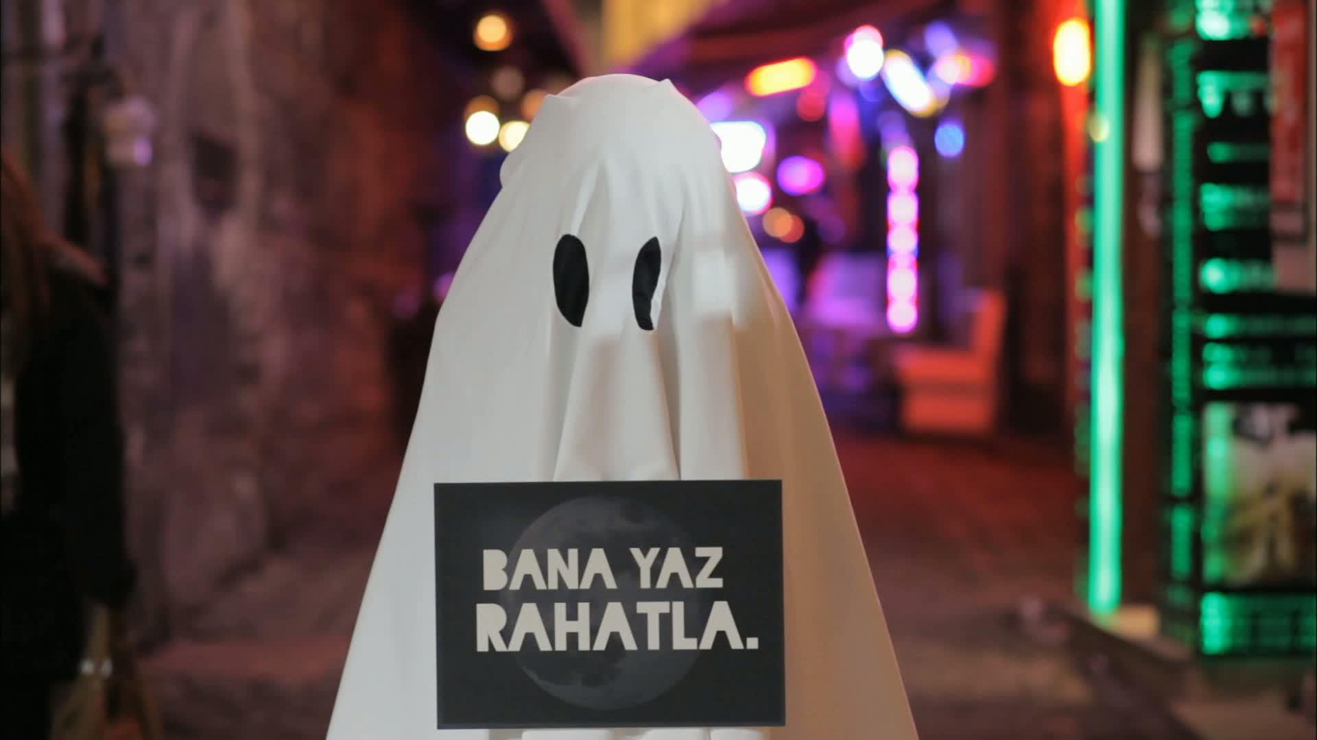 hayalet mesaj