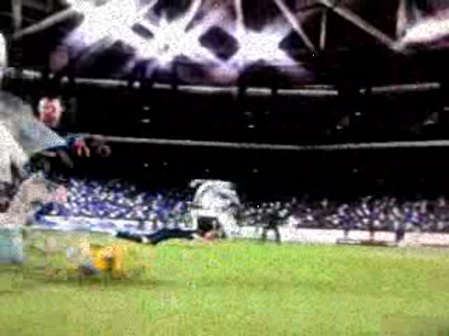 fifa 11 manu. - schalke semi final highlights