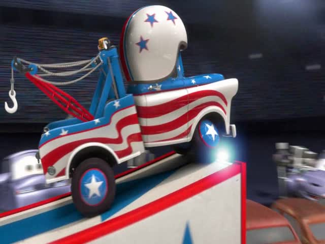 "arabalar mater""ın abartılı hikayeleri - - - - - cars mater""s tall tales 2010"