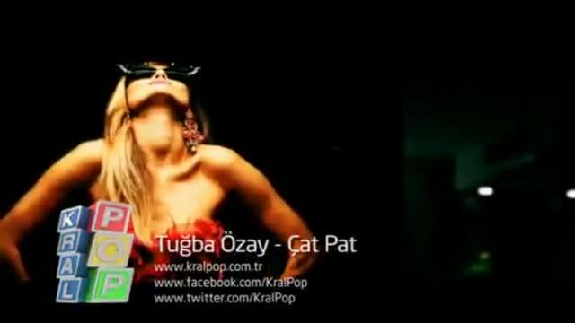 tuğba özay / çat pat / full hd 1080p orjinal klip 2011