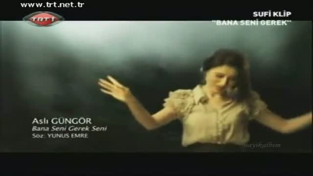 aslı güngör - bana seni gerek seni - sufi yeni klip 2011