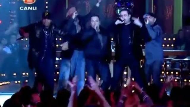 """Cartel - cartel Disko kralı 90""""lar canlı performans"""