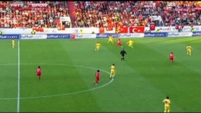 Türkiye 2 - 0 Ukrayna Maç Sonucu