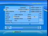 redline uydu yeni frekans ekleme