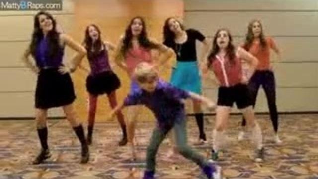 Mini Mini Gangnam Style