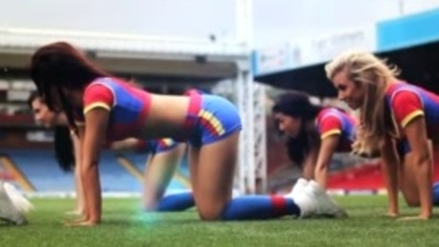 Ponpon Kızların Olay Yaratan 2. Videosu