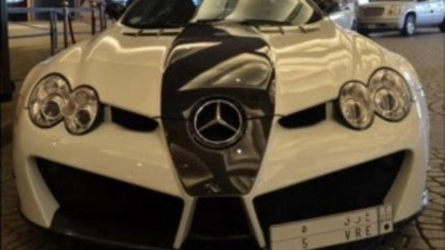 """Dünya""""nın En Güzel Arabası Mercedes 2012 Modelleri"""
