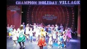 Champion Hotel Mini Club Elif İçin Dans Vakti ,