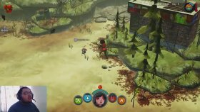 İlk İzlenim The Flame İn The Flood
