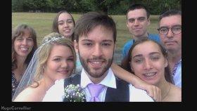 Her Gün Selfie Çeken Gencin 12 Yaşından Evlendiği Güne Kadarki Gün Gün Değişimi