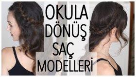 Okula Dönüş Saç Modelleri ( Isısız ) + Italo Calvino - Teresa