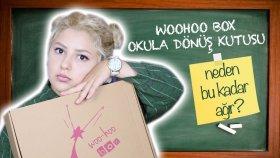 Woohoobox Back To School Box Kutu Açılımı