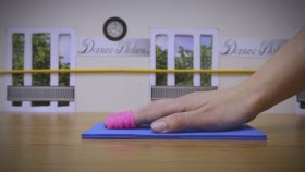 Parmaklarla Ballet , Breakdance & Yoga