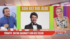 Türkiye Vatan Şaşmaz'ı Son Kez İzledi