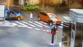 Çin'de Meydana Gelen Akılalmaz Kaza