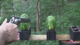 Smith Wesson'un İzleyenleri Ürküten Atış Gücü