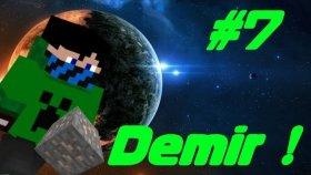 Demir !   Minecraft   GT New Horizons   Bölüm 7