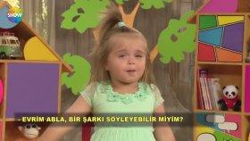 Çakıl Bebek Nisan'dan Muhteşem Şarkı Performansı !