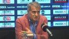 Şenol Güneş'ten Konyaspor maçı sonrası açıklamalar ( I )