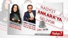 Venhar Sağıroğlu & Umut Öztürk İle Radyo7 Ankara Kızılay Meydan'ında