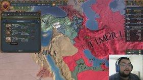 DOSTLUK KURMA ÇABALARI Europa Universalis IV Türkçe Timur Devleti Bölüm 4