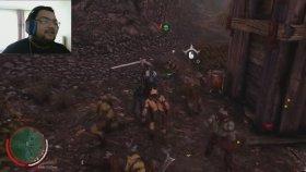 TEK KİŞİLİK ORDU Shadow Of Mordor Türkçe Oynanış Bölüm 4