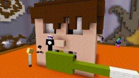 Mınecraft'ta Diş Fırçası ? - Minecraft : Build Battle W / Atarikafa
