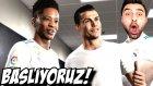 Ronaldo ile Tanışdııım ! Alex Hunter Geri Döndü ! 2.sezon #1