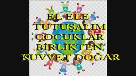 """23 Nisan """"Ben Geleceğim"""" Söz Müzik Aykut İlter ( Aykut Öğretmen ) Çocuk Şarkısı Yeni Beste"""