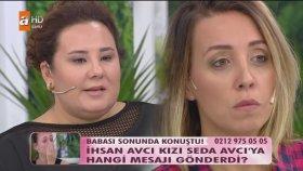 Esra Erol'da - Seda'nın Babası Kızını Evlatlıktan Reddebileceğini Söyledi ! ( 27 Eylül Çarşamba )