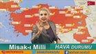 Osmanlı TV'de Misak - ı Milli Hava Durumu Sunumu