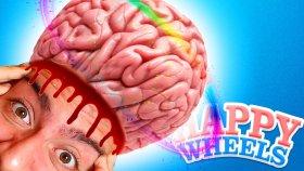 Büyük Beyin ! ! - Happy Wheels + 15 #53