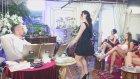 Dans Ederken Bakışları İle Adnan Hocasını Büyüleyen Kübra Kedicik