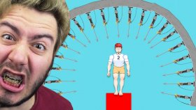 YENİ HAPPY WHEELS OYUNU ( Happy Room )