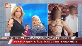 Müge Anlı'nın Aradığı 13 Yaşındaki Kız , 7 Aylık Hamile Çıktı