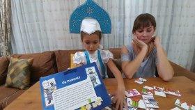 Hobi Eğitim Dünyası Paş Tamamlama Kartları Üç Parçalı , hafıza geliştiren oyuncaklar , toys unboxing