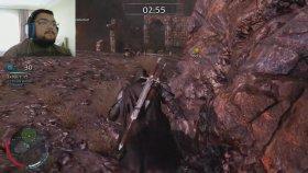 Savaş Şefine Tek Atma Keyfi Shadow Of Mordor Türkçe Oynanış Bölüm 8