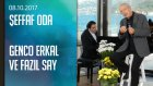 Genco Erkal ve Fazıl Say , Şeffaf Oda'ya Konuk Oldu - 08.10.2017 Pazar