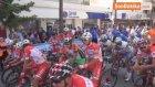 Cumhurbaşkanlığı Bisiklet Turu Fethiye - Marmaris Etabı Başladı