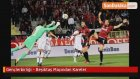 Gençlerbirliği - Beşiktaş Maçından Kareler