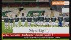 Atiker Konyaspor - Galatasaray Maçından Kareler - 1 -