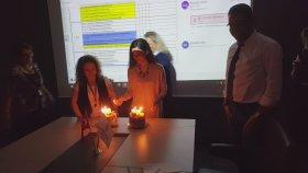 Doğum Günü Bölüm Başkanları Oya Duman Ferhat Varol Yeni Yaşları Kutlu Olsun