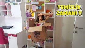 Annemle Odamı Temizleyip Toparlıyoruz ! ! Oda Vlog